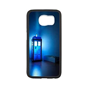 High Quality Phone Back Case Pattern Design 11DOCTOR WHO Design- For Samsung Galaxy S6