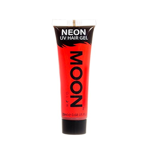 Moon Glow - Blacklight Neon UV Hair Gel