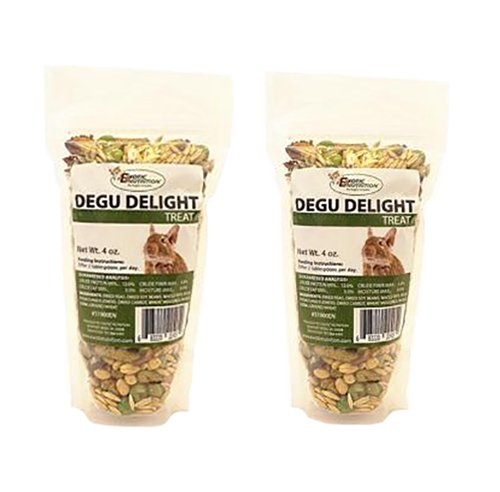 Degu Delight Treat 4 oz. (2 Pack)