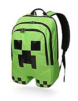 Minecraft Backpack Book Bag Creeper: Amazon.ca: Office Products