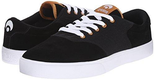 OSIRIS Skateboard Shoes DUSTER BLACK/BINGAMAN