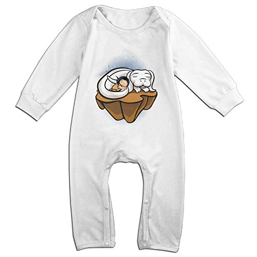 ALIPAPA Baby's The Neverending Friendship Baby Climbing Clothes Size 18 Months