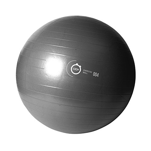 - iJoy YOGA BALL (IJFIT-103-BLK)