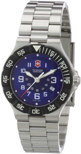 Victorinox Swiss Army Women's SWISSA-241415 Summit Blue Stainless Steel Watch