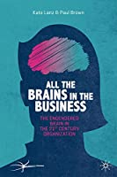 All the Brains in the Business Front Cover