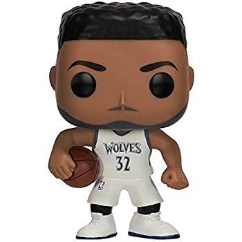 Amazon Com Funko Pop Nba Karl Anthony Towns Collectible