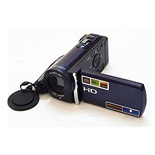 GordVE Digital Recorder Camcorder Display