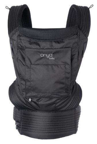 Onya Baby Outback Baby Carrier, Chocolate Chip/Olive Green