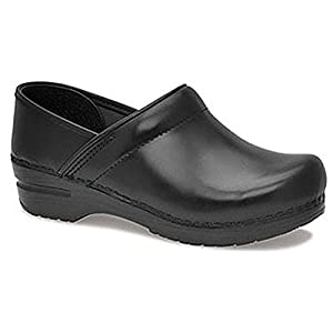 Dansko Stylish Professional Men Mules & Clogs Shoes, Elegant Footwear, Fashion, Black�Cabrio, Size – 46