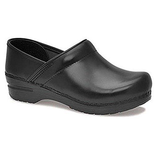 Dansko Stylish Professional Men Mules & Clogs Shoes, Elegant Footwear, Fashion, Black�Cabrio, Size - 47