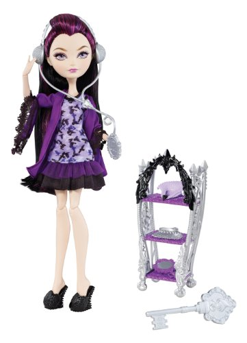Ever After High Getting Fairest Raven Queen Doll]()
