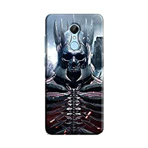 Cover It Up - Wild King Witcher Redmi 5 Hard Case