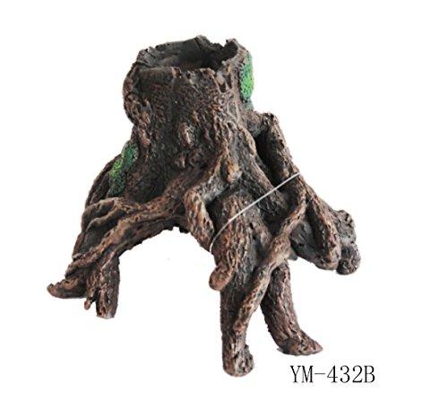 POPPY PET Sunken Driftwood Roots by POPPY PET
