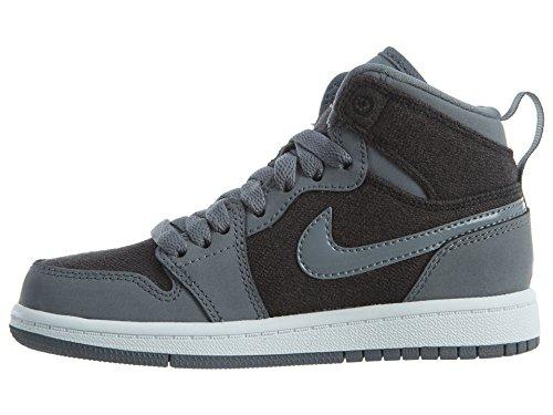Grey ball De Pink nbsp;haute Retro Maternelle Chaussures Basket Jordan 1 Wolf Gp vivid Air black Nike 1 vxOCRw