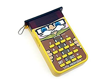Amazon.com : Little Professor Calculator by Texas Instruments ...
