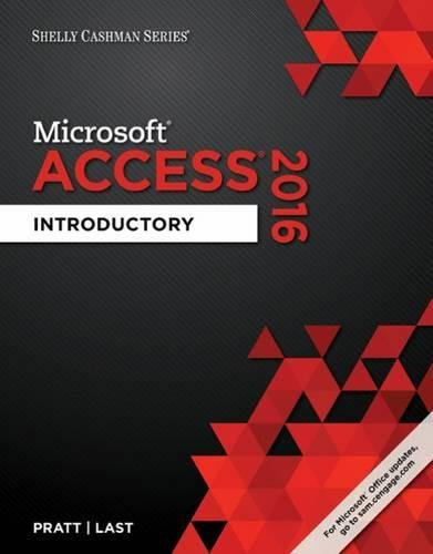 Shelly Cashman Series Microsoft Office 365 & Access 2016: Introductory [Philip J. Pratt - Mary Z. Last] (Tapa Blanda)