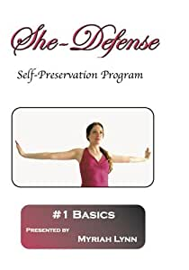 She-Defense #1 Basics
