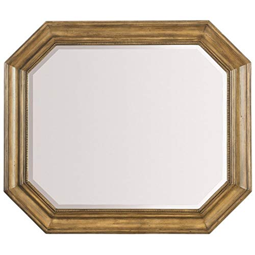 Hooker Furniture Archivist Portrait Mirror in Toffee by Hooker Furniture