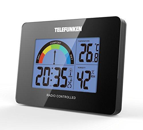 Funkwecker mit Temperatur Digitalanzeige
