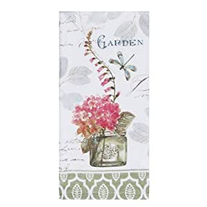 Kay dee designs r3510 my garden journal flower Kay dee designs kitchen towels