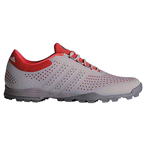 adidas Women's Adipure Sport Golf Shoe, Core Pink, 8 M US by adidas (Image #1)
