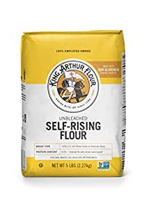 Amazon.com: King Arthur Flour Unbleached Self Rising Flour