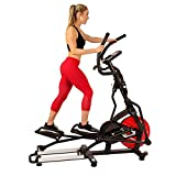 Sunny Health & Fitness Magnetic Elliptical Trainer Elliptical Machine w/Tablet Holder