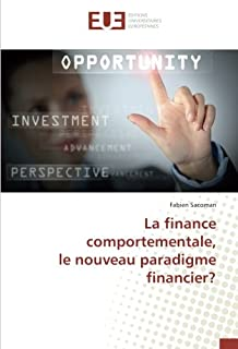 Amazon Fr Finance Comportementale Marie Helene Broihanne Maxime