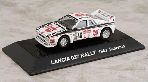 1/64 ランチア 037 ラリー 1983 サンレモ 「ラリーカーコレクション」