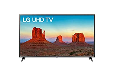 "65UK6090 UK6090PUA 4K HDR Smart LED UHD TV - 65"" Class (64.5"" Diag)"