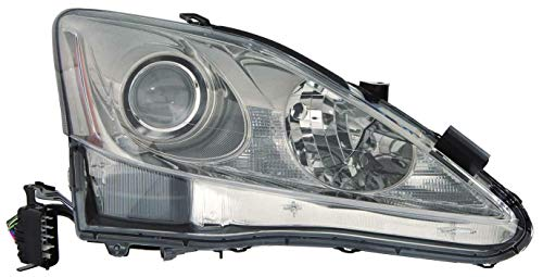 lexus is 350 headlights - 9