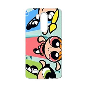 The Powerpuff Girls Cell Phone Case for LG G3