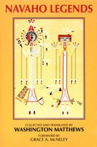 Navaho Legends (Navajo Legend)