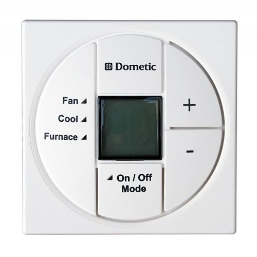 Wiring Diagram For Dometic Single Zone Lcd Thermostat : Dometic white single zone lcd thermostat heat