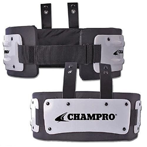 Champro Adult Medium Rib Protector, Black - Fits Players ...