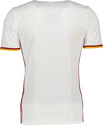 Camiseta Selección Española Away Mundial 2016-2017 White-Red Talla ...