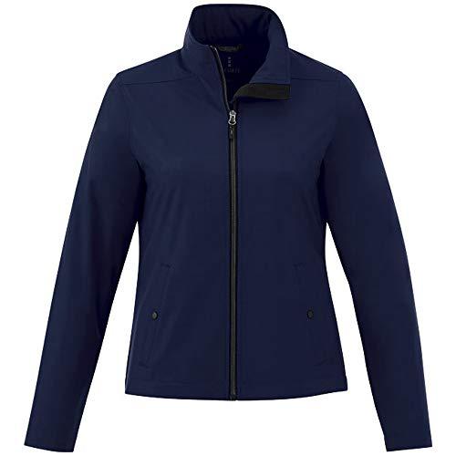 Femme Tissu Elevate Softshell Jacket Noir Karmine fyqqrwFYE
