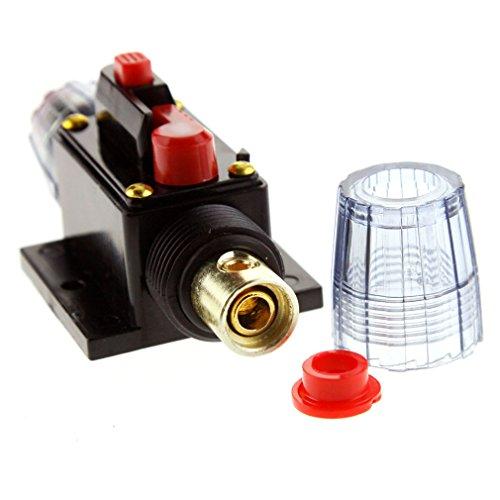 OFF Disjoncteur Porte Fusible V A AUG Protection Voiture - Porte fusible 12v