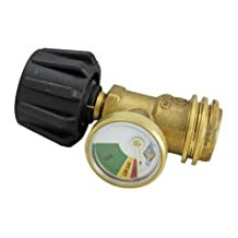 Flame King 231786 Propane Gas Level Indicator Check Gauge Meter