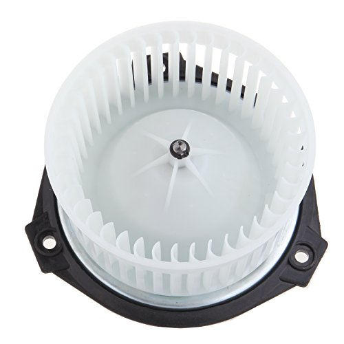(ABS plastic Heater Blower Motor w/Fan Cage ECCPP fit for 2000-2005 Buick Century 2000-2004 Buick Regal/Chevy Corvette 2001-2003 Chevy Impala 2001-2003 Chevy Monte Carlo 2000-2002 Olds Intrigue)
