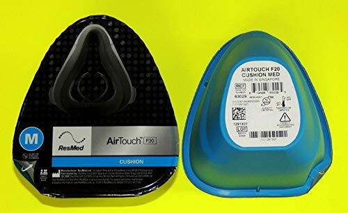 AirTouchTM F20 Cushion (Medium) (Resmed Airfit F10 Full Face Mask With Headgear)