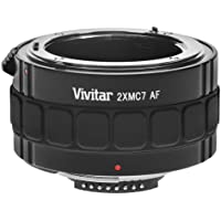 Vivitar 2X7N Auto Focus Teleconverter Lens for Nikon (2X7N) Basic Intro Review Image