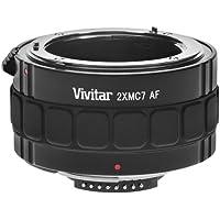 Vivitar 2X7C Vivitar 2X7C Auto Focus ConverterTeleconverter Lens Basic Facts Review Image
