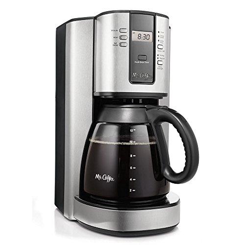 Mr. Coffee 12- Cups Programmable Coffee Maker Bvmc-tjx37(2012) by Mr. Coffee