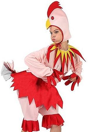 Desconocido Disfraz de gallina para mujer: Amazon.es: Juguetes y ...