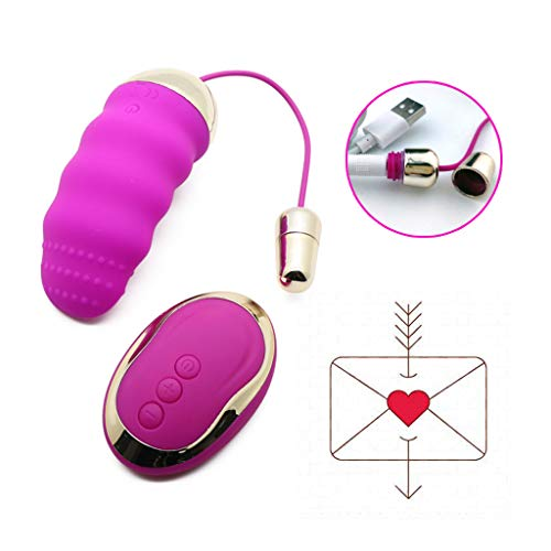 Remote Control Portable Wireless Waterproof Personal Massager, Perfect 10 Vibrate on Neck Back Foot Hand and More, Family Health Sports Equipment