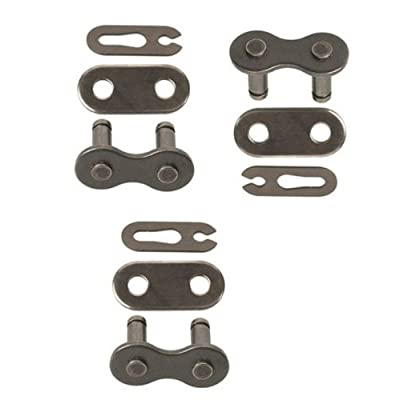428 Connecting Master Link Motorcycle ATV Go Kart Pack of 3: Automotive