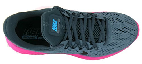 Nike Damen 855810-400 Trail Runnins Sneakers Blau