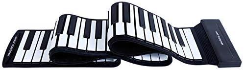 ZXL Piano Profesional de 88 Teclas con Rodillo Manual ...