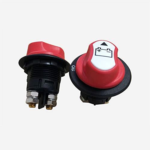 JDD PBM-A23 Interruptor Stacca bater/ía a 3 Posiciones 12//32 V
